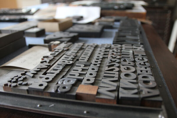 Letterpress Workers - Leipzig
