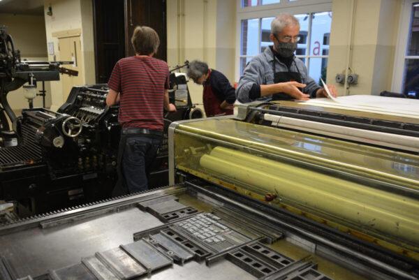 Letterpress Workers 2020