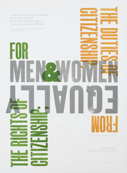 Reverting to Type 2020: Protest Posters