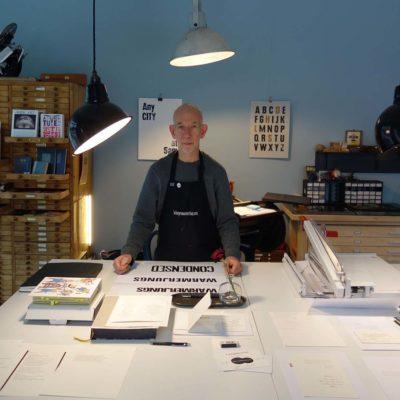 Thomas Gravemaker | LetterpressAmsterdam